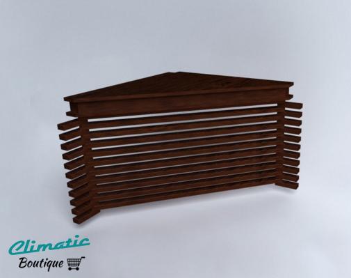 cache climatiseur exterieur elegant cache et protection. Black Bedroom Furniture Sets. Home Design Ideas